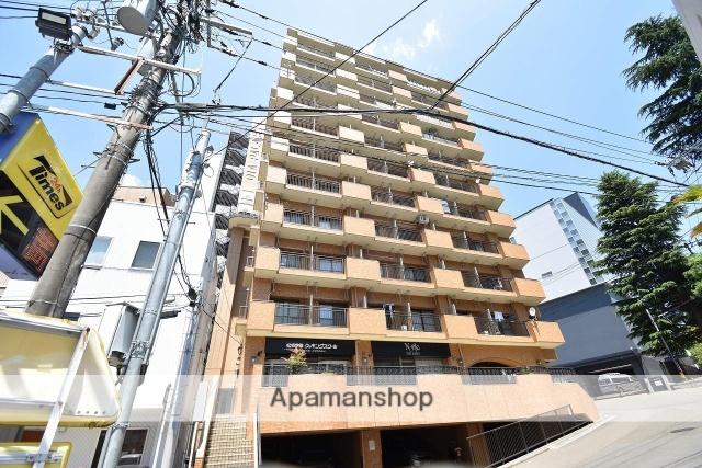 宮城県仙台市青葉区、仙台駅徒歩14分の築32年 12階建の賃貸マンション