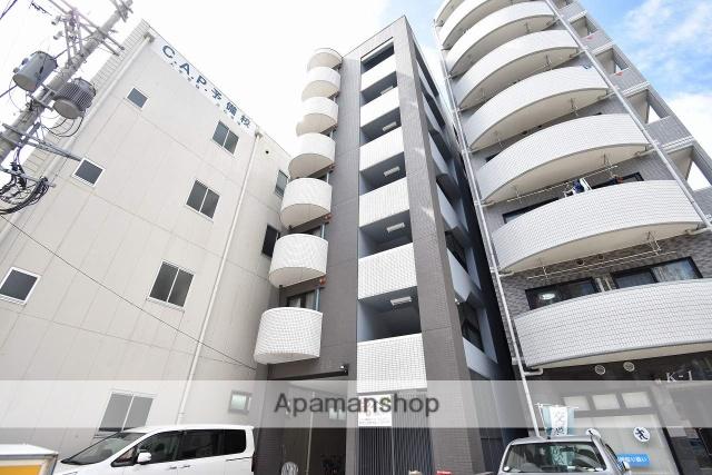 宮城県仙台市青葉区、北四番丁駅徒歩5分の築20年 7階建の賃貸マンション