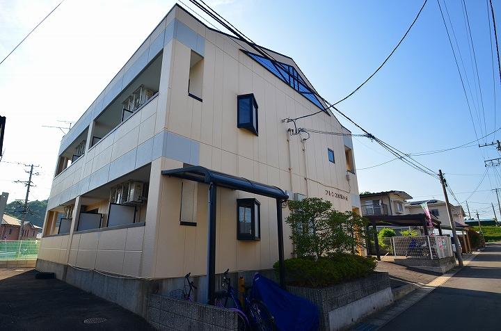 宮城県仙台市青葉区、黒松駅徒歩15分の築19年 2階建の賃貸マンション