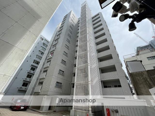 宮城県仙台市青葉区、北四番丁駅徒歩5分の築33年 15階建の賃貸マンション
