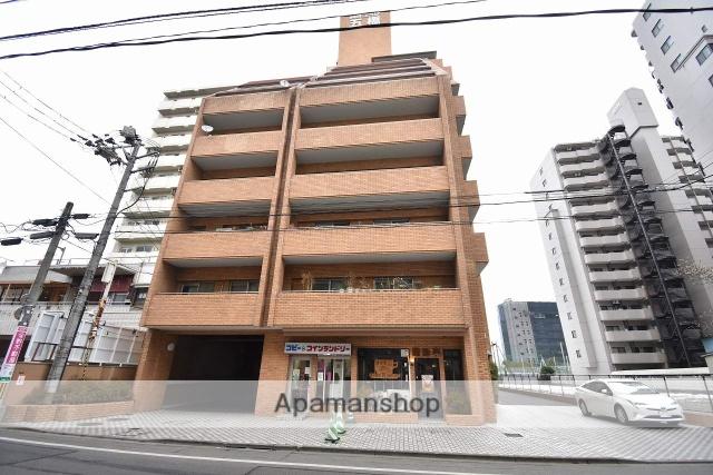 宮城県仙台市青葉区、愛宕橋駅徒歩5分の築34年 11階建の賃貸アパート