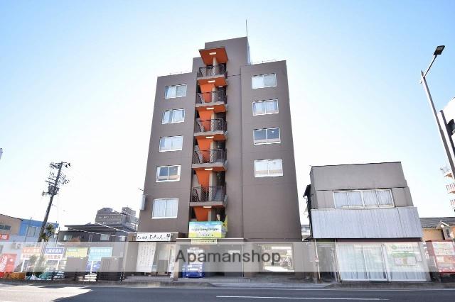 宮城県仙台市青葉区、東北福祉大前駅徒歩21分の築41年 7階建の賃貸マンション