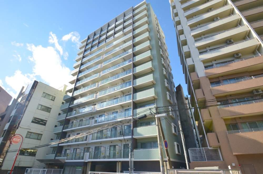 宮城県仙台市青葉区、仙台駅徒歩8分の築9年 14階建の賃貸マンション