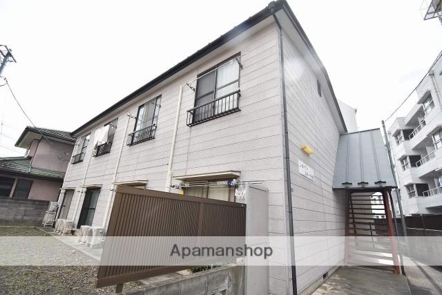 宮城県仙台市青葉区、北四番丁駅徒歩10分の築20年 2階建の賃貸アパート