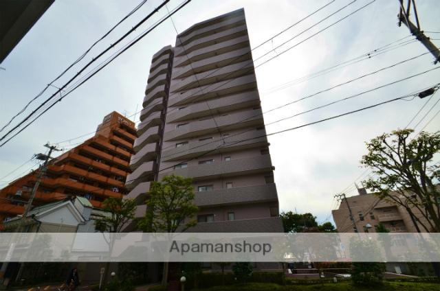 宮城県仙台市青葉区、五橋駅徒歩3分の築20年 13階建の賃貸マンション