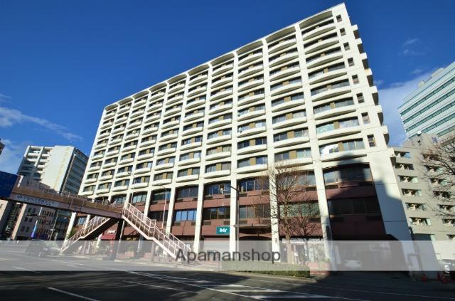 宮城県仙台市青葉区、青葉通一番町駅徒歩6分の築39年 13階建の賃貸マンション