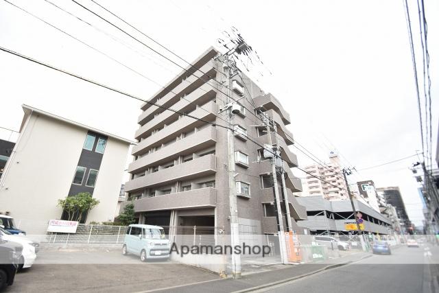 宮城県仙台市青葉区、北四番丁駅徒歩3分の築20年 7階建の賃貸マンション