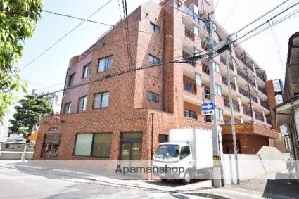 宮城県仙台市青葉区、北四番丁駅徒歩16分の築36年 6階建の賃貸マンション