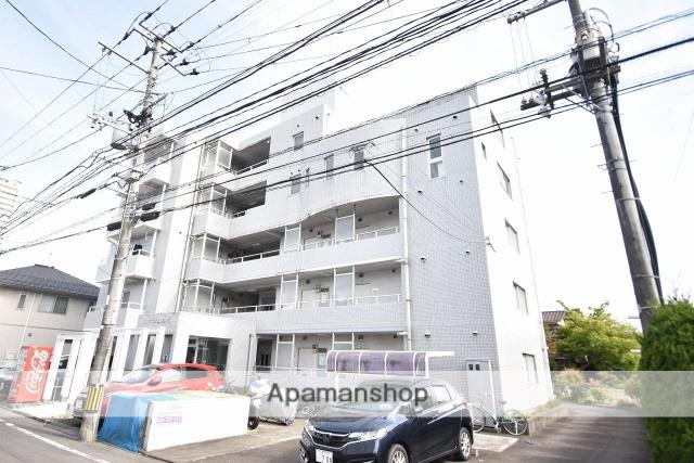 宮城県仙台市青葉区、北仙台駅徒歩10分の築25年 5階建の賃貸マンション