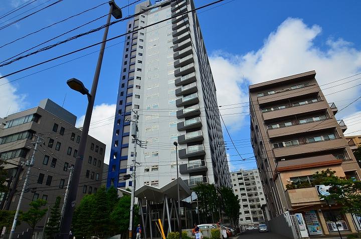 宮城県仙台市青葉区、北仙台駅徒歩2分の築10年 22階建の賃貸マンション