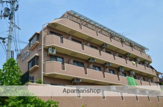 宮城県仙台市青葉区、台原駅徒歩10分の築25年 4階建の賃貸マンション