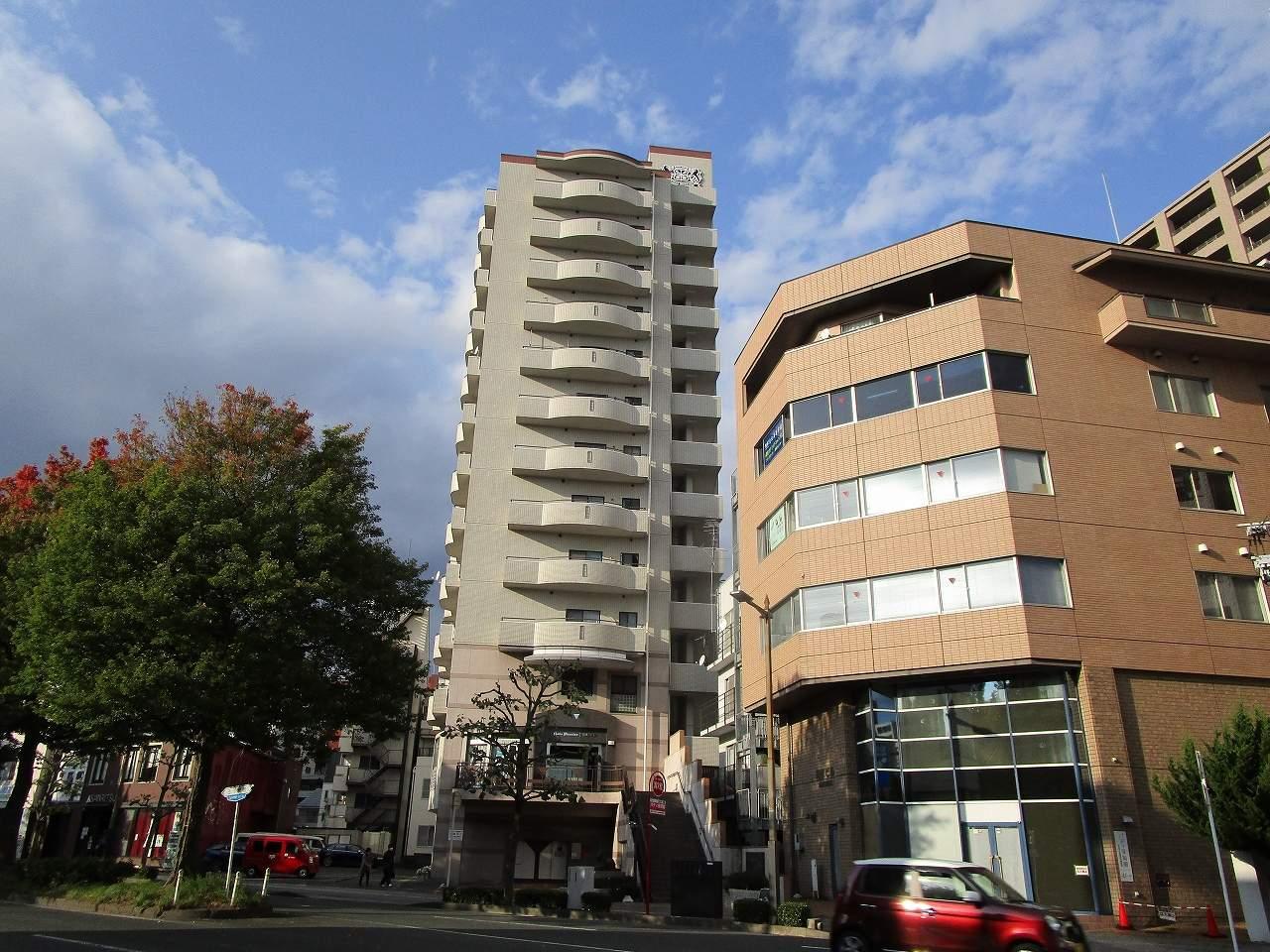 宮城県仙台市青葉区、仙台駅徒歩12分の築25年 13階建の賃貸マンション