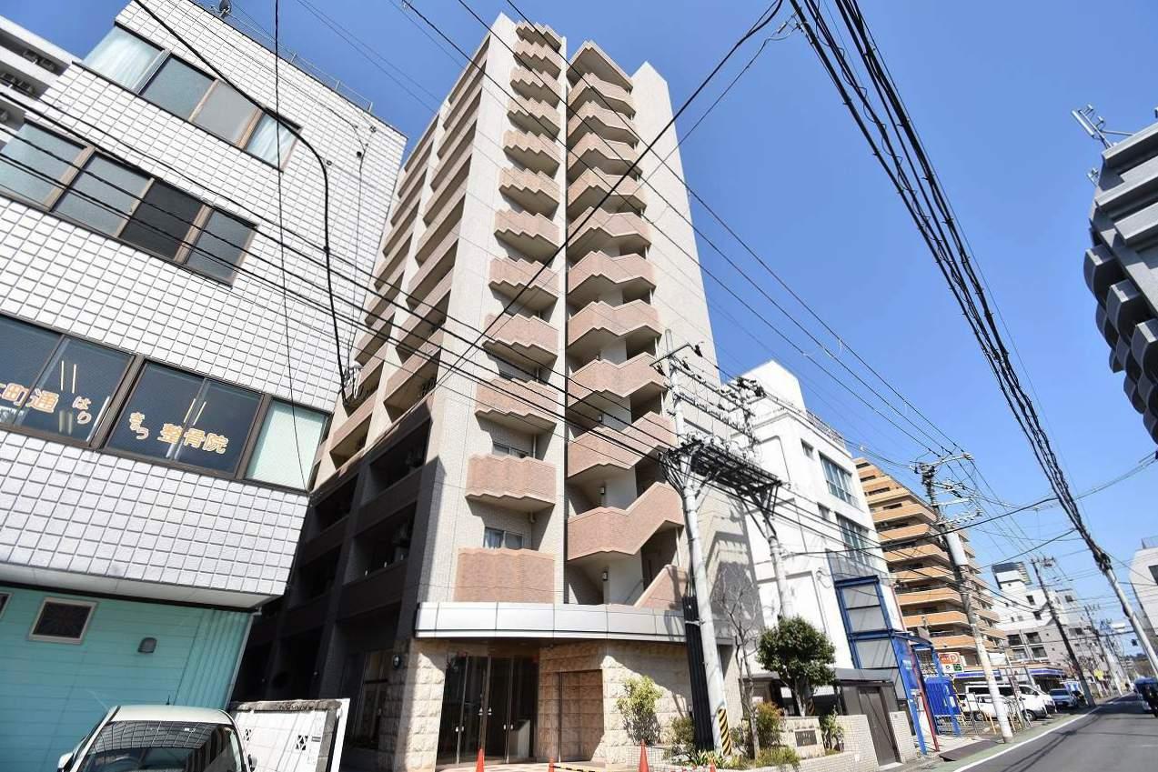 宮城県仙台市青葉区、北四番丁駅徒歩9分の築10年 12階建の賃貸マンション