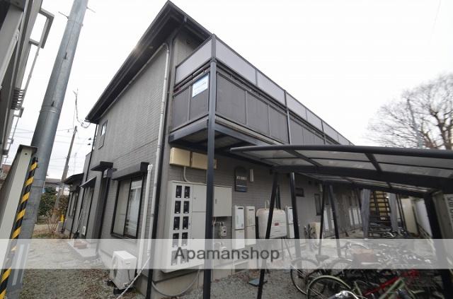 宮城県仙台市青葉区、川内駅徒歩18分の築20年 2階建の賃貸アパート