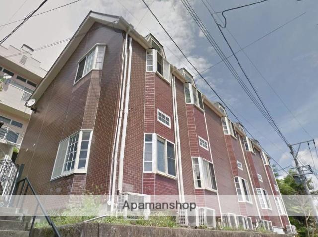 宮城県仙台市青葉区、北仙台駅徒歩8分の築23年 2階建の賃貸アパート