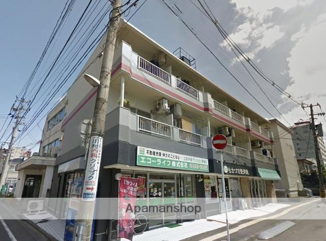 宮城県仙台市青葉区、北仙台駅徒歩8分の築32年 3階建の賃貸マンション