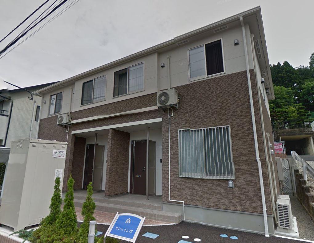 宮城県仙台市青葉区、東照宮駅徒歩18分の新築 2階建の賃貸アパート