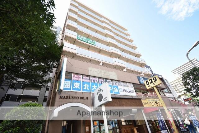 宮城県仙台市青葉区、北四番丁駅徒歩1分の築37年 10階建の賃貸マンション