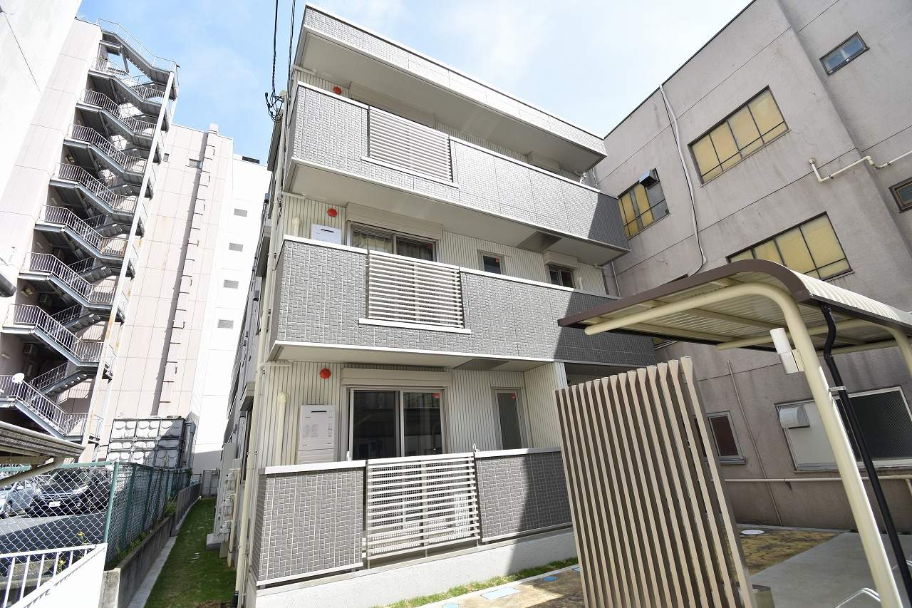 宮城県仙台市青葉区、勾当台公園駅徒歩8分の新築 3階建の賃貸アパート