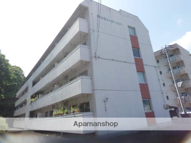 宮城県仙台市太白区、愛宕橋駅徒歩8分の築39年 4階建の賃貸マンション