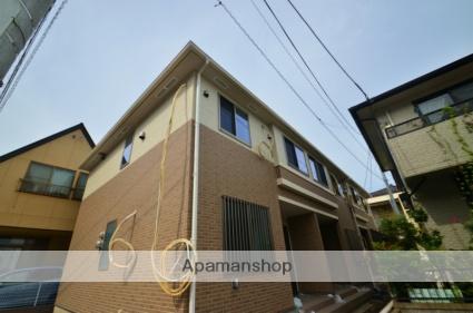 宮城県仙台市若林区、五橋駅徒歩10分の築2年 2階建の賃貸アパート