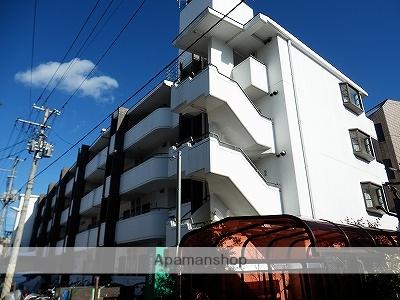宮城県仙台市青葉区、五橋駅徒歩13分の築26年 4階建の賃貸マンション