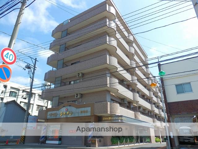 宮城県仙台市若林区、五橋駅徒歩8分の築25年 7階建の賃貸マンション