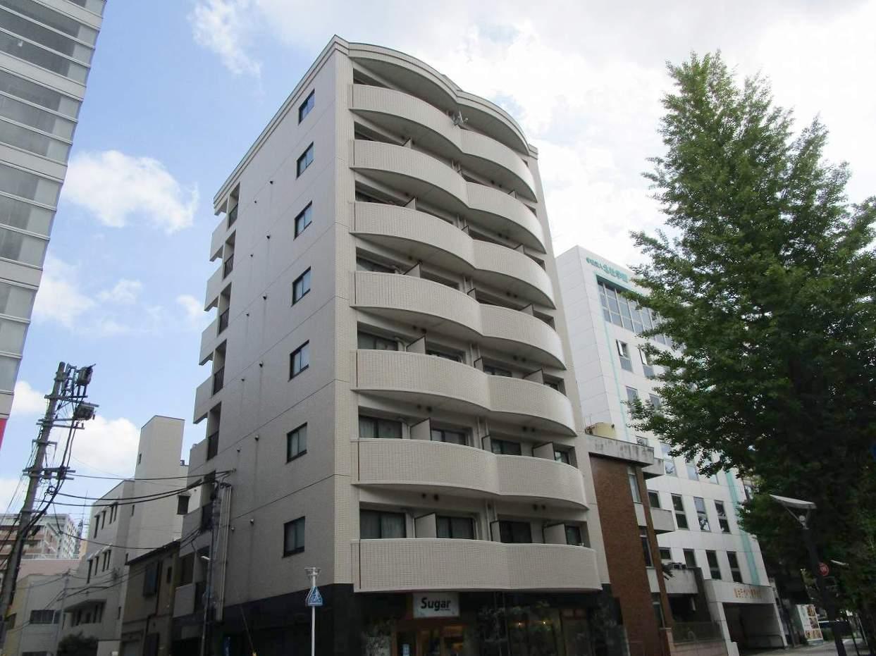 宮城県仙台市青葉区、五橋駅徒歩3分の築13年 8階建の賃貸マンション