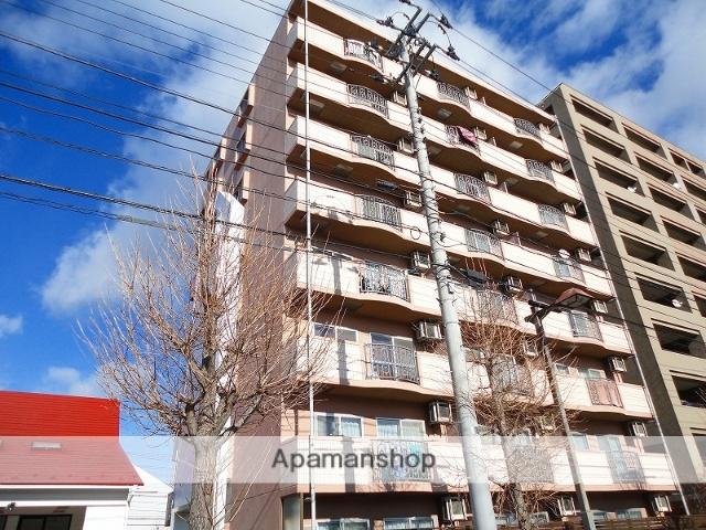 宮城県仙台市泉区、八乙女駅徒歩12分の築18年 8階建の賃貸マンション