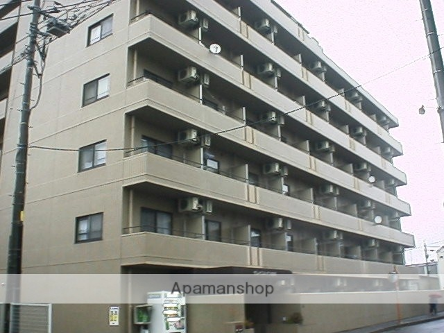 宮城県仙台市太白区、太子堂駅徒歩6分の築23年 7階建の賃貸マンション