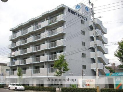宮城県仙台市太白区、南仙台駅徒歩5分の築29年 6階建の賃貸マンション