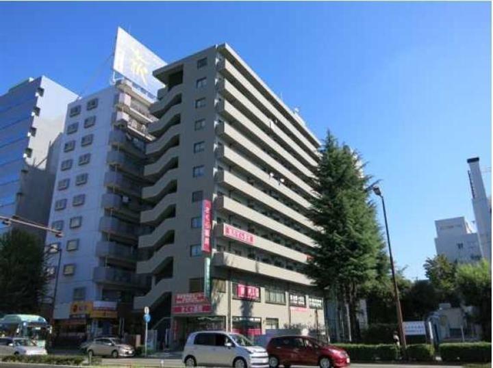 宮城県仙台市若林区、仙台駅徒歩13分の築21年 11階建の賃貸マンション
