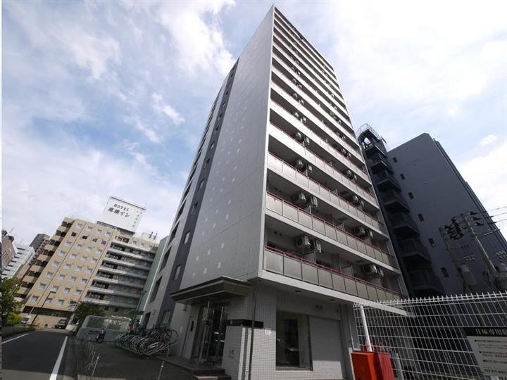 宮城県仙台市青葉区、仙台駅徒歩6分の築10年 14階建の賃貸マンション