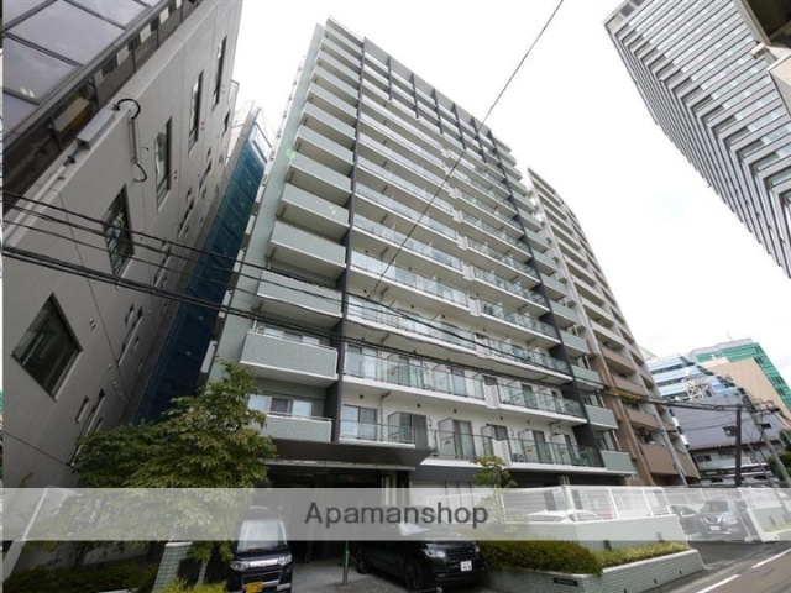 宮城県仙台市青葉区、仙台駅徒歩6分の築9年 14階建の賃貸マンション