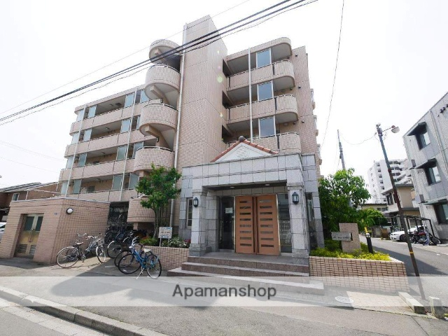 宮城県仙台市青葉区、北仙台駅徒歩6分の築13年 5階建の賃貸マンション