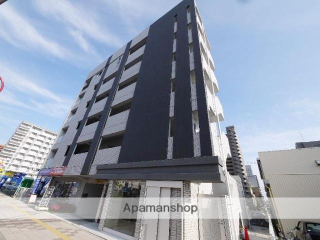 宮城県仙台市宮城野区、仙台駅徒歩10分の築4年 6階建の賃貸マンション