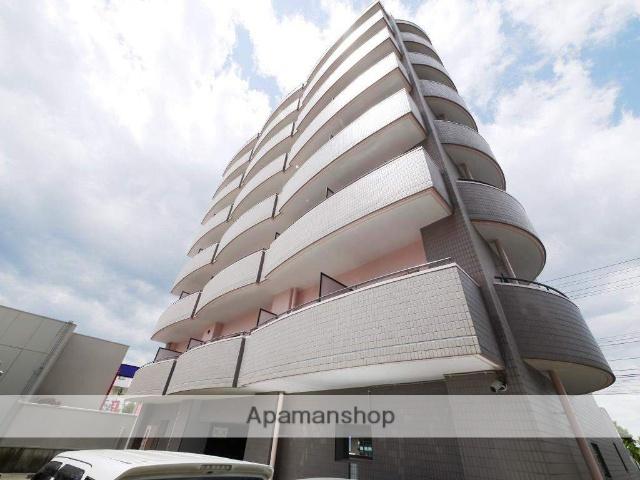 宮城県仙台市太白区、南仙台駅徒歩16分の築26年 7階建の賃貸マンション