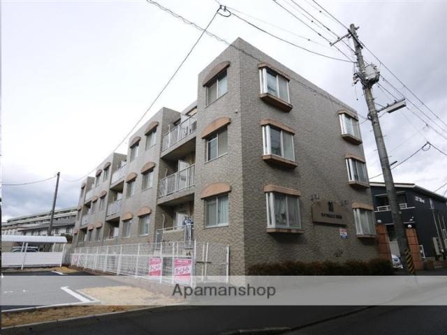 宮城県仙台市太白区、南仙台駅徒歩8分の築26年 3階建の賃貸マンション