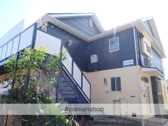 宮城県仙台市若林区、長町駅徒歩16分の築25年 2階建の賃貸アパート