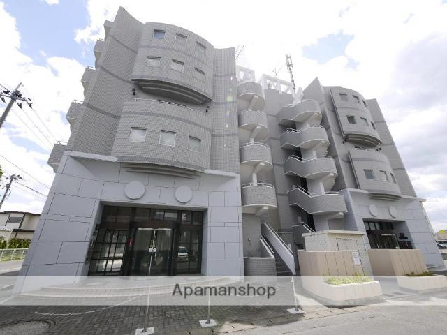宮城県仙台市太白区、南仙台駅徒歩21分の築26年 6階建の賃貸マンション
