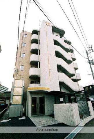 宮城県仙台市太白区、南仙台駅徒歩10分の築10年 6階建の賃貸マンション