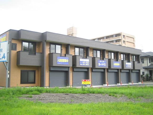 宮城県仙台市宮城野区、陸前高砂駅徒歩15分の築8年 2階建の賃貸アパート