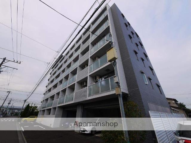 宮城県仙台市宮城野区、苦竹駅徒歩13分の築10年 7階建の賃貸マンション
