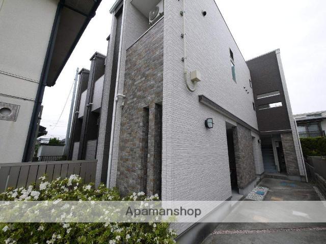 宮城県仙台市宮城野区、苦竹駅徒歩13分の築2年 2階建の賃貸アパート