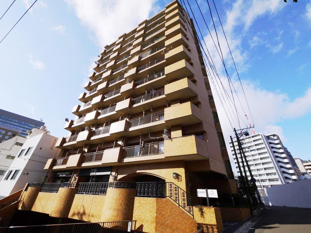 宮城県仙台市青葉区、あおば通駅徒歩9分の築32年 12階建の賃貸マンション