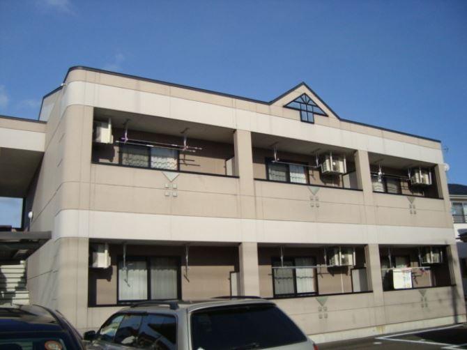 宮城県仙台市太白区、太子堂駅徒歩12分の築11年 2階建の賃貸アパート
