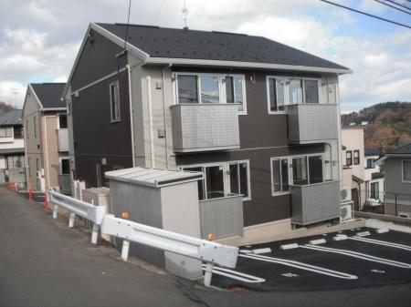 宮城県仙台市太白区、長町駅徒歩28分の築2年 2階建の賃貸アパート