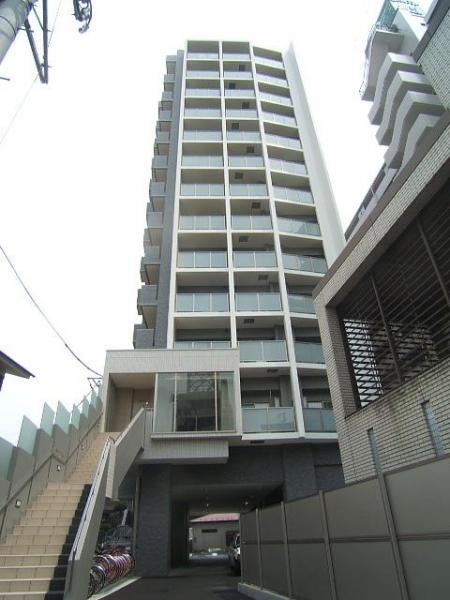 宮城県仙台市太白区、長町駅徒歩1分の築8年 13階建の賃貸マンション