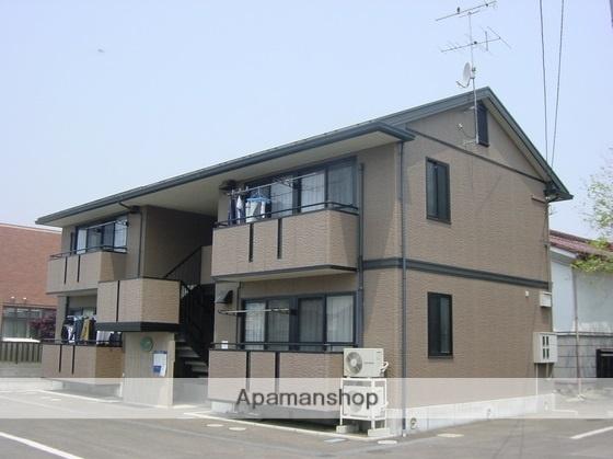 宮城県仙台市若林区、卸町駅徒歩38分の築18年 2階建の賃貸アパート