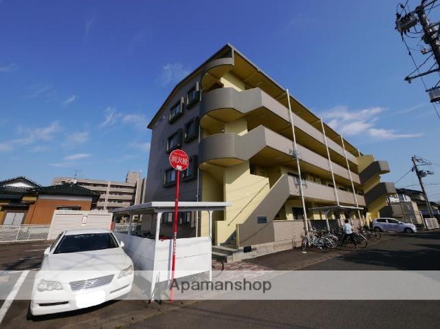 宮城県名取市、館腰駅徒歩47分の築20年 4階建の賃貸マンション